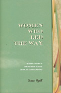 Women Who Led the Way by Dr. Susan C. Hyatt